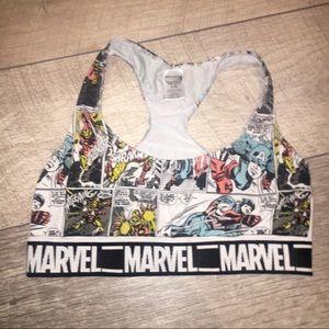 Marvel Superhero Bralette